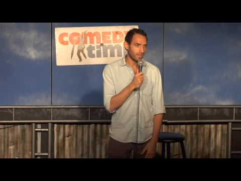Comedy Time - A Crazy Place (Stand Up Comedy)