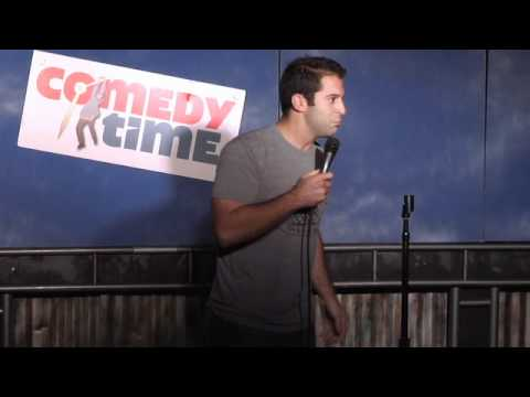 Comedy Time - A Guy Walks Into A Bar