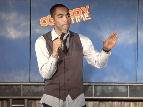 Comedy Time - Acting White
