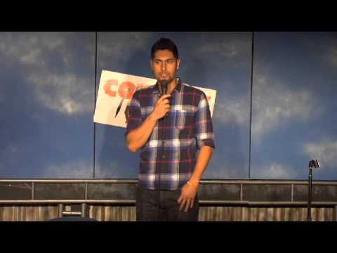 Comedy Time - African Guilt Trip (Stand Up Comedy)