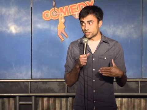 Comedy Time - Airport Security