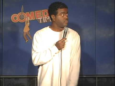 Comedy Time - Almost Homeless