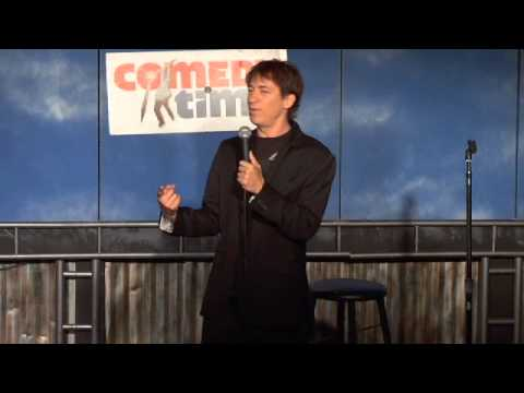 Comedy Time - Boogey (Stand Up Comedy)