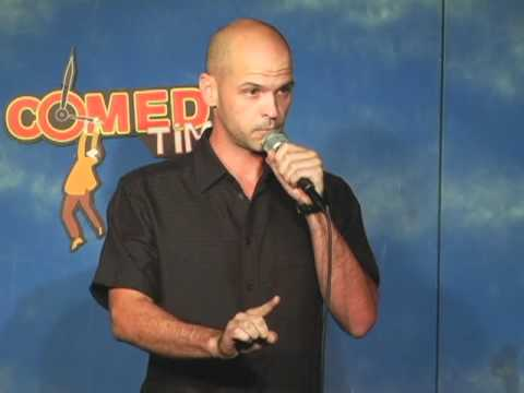 Comedy Time - Bull Fighting