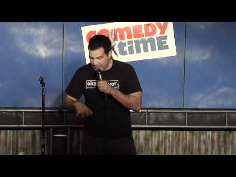 Comedy Time - Cell Phone Wars (Stand Up Comedy)