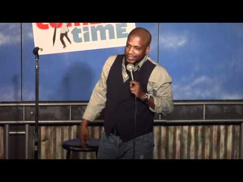 Comedy Time - Confidence