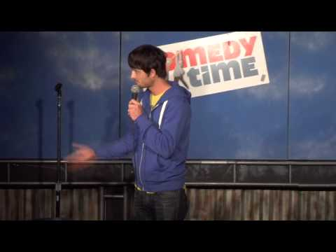 Comedy Time - Crack-Cocaine Heads (Stand Up Comedy)