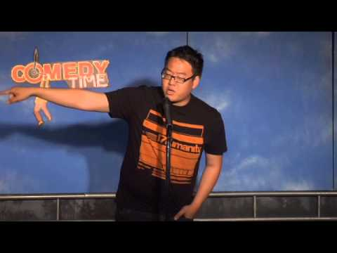 Comedy Time - David So – Racial Rejections (Funny Videos)