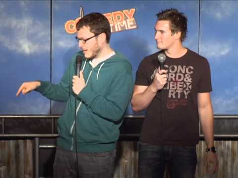 Comedy Time - Disney Hook Up