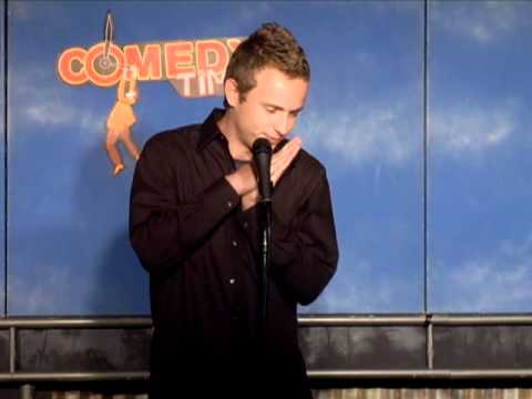 Comedy Time - Dropping In