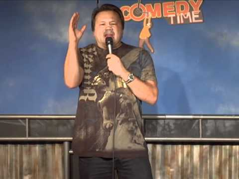 Comedy Time - Ethnic Accents