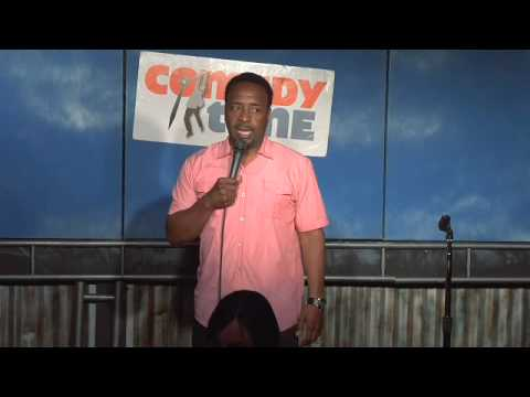 Comedy Time - Gangsta Solar Rays (Stand Up Comedy)