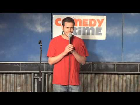 Comedy Time - Girls in the Bathroom (Stand Up Comedy)