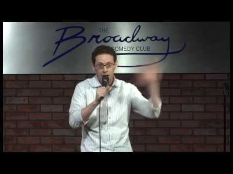 Comedy Time - Holla Bitches! (Stand Up Comedy)
