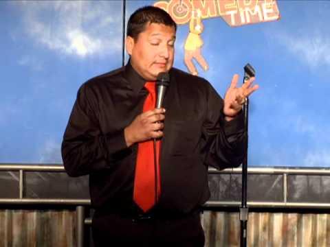 Comedy Time - How To Make A Sensitive Man