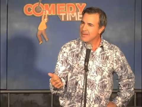 Comedy Time - Jackie Flynn – Celebrity Trials (2008)