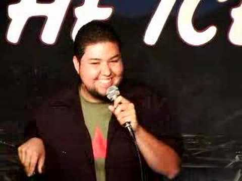 Comedy Time - Jose V: I'll Date You