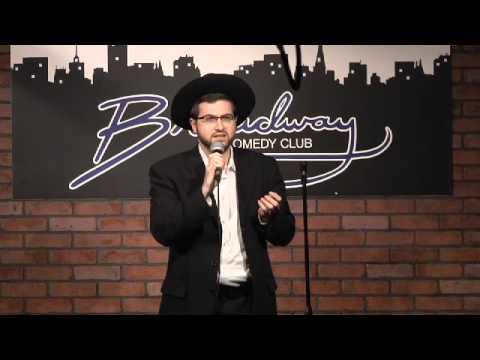 Comedy Time - Ladies and Gentlemen… David Finkelstein