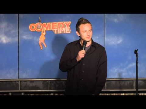 Comedy Time - Learning A New Language