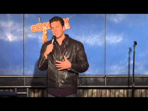 Comedy Time - Matthew McConaughey Stand Up (Funny Videos)