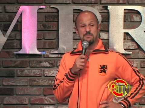 Comedy Time - Maz Jobrani – Persian Vs. Iranian