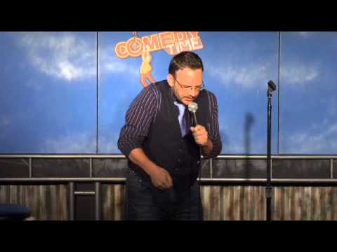 Comedy Time - Michael J. Fox Syrup (Stand Up Comedy)