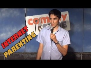 Comedy Time - Stand Up Comedy by Omar Nava - Internet Parenting