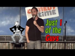 Comedy Time - Stand Up Comedy by Darren Capozzi - Just One of the Guys