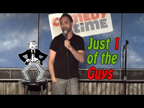 Comedy Time - Funny videosStand Up Comedy by Darren Capozzi - Just One of the Guys