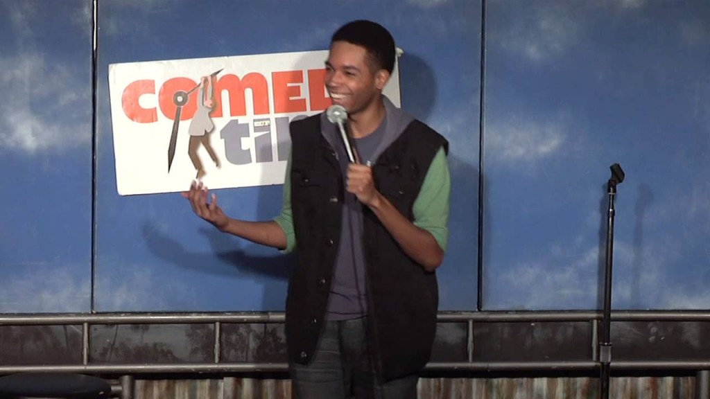 Comedy Time - Funny videosStand Up Comedy by Tre Stewart - Ouija, The Movie!