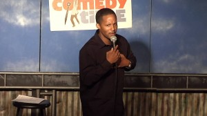 Comedy Time - Stand Up Comedy by Kente Scott - Street Cred