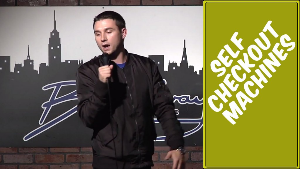 Comedy Time - Funny videosStand Up Comedy by Kyle Ploof - Self Checkout Machines