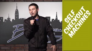 Comedy Time - Stand Up Comedy by Kyle Ploof - Self Checkout Machines