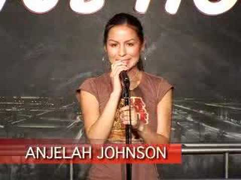 Comedy Time - Nail Salon Anjelah Johnson