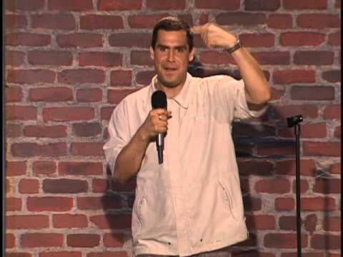 Comedy Time - Pablo Francisco – Rednecks/Boner Pills (Stand Up Comedy)