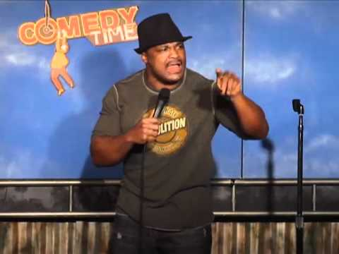 Comedy Time - Raging for Roids