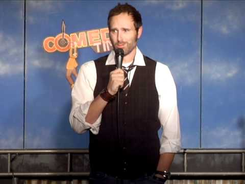 Comedy Time - Security Blanket