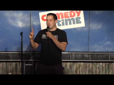 Comedy Time - Shots of Scope (Stand Up Comedy)