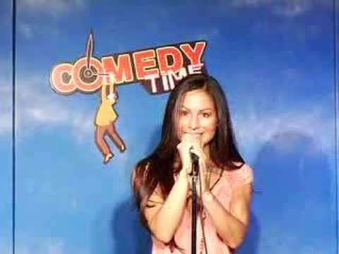 Comedy Time - Spanish Class – Anjelah Johnson