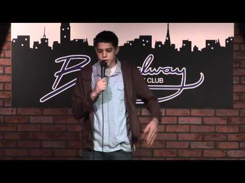 Comedy Time - Staten Island Blues
