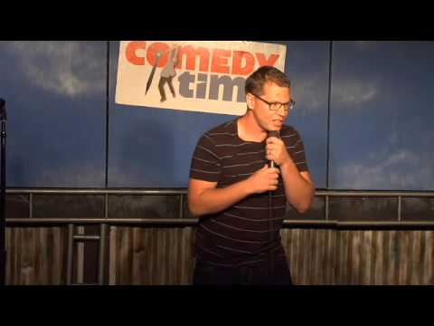 Comedy Time - The Truth about Seattle (Stand Up Comedy)