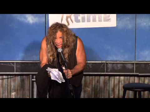 Comedy Time - Unlikely Profession (Stand Up Comedy)
