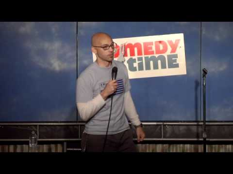 Comedy Time - We Are Not Responsible