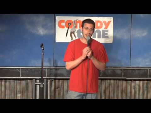 Comedy Time - Workplace Porn (Stand Up Comedy)