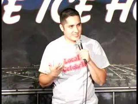 Comedy Time - Ace Guillen: Mexican Actors