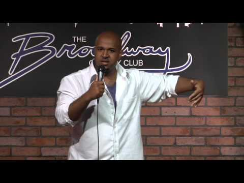 Comedy Time - Alvin Williams – Bad Decisions (Stand Up Comedy)