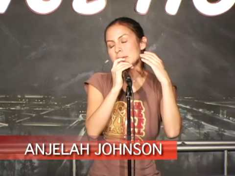 Comedy Time - Anjelah Johnson – Street Joke