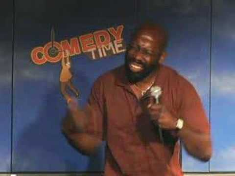 Comedy Time - Bruce Jingles – Racial Drinks