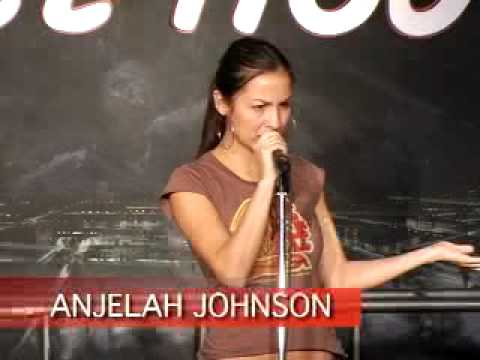 Comedy Time - Family Oriented – Anjelah Johnson