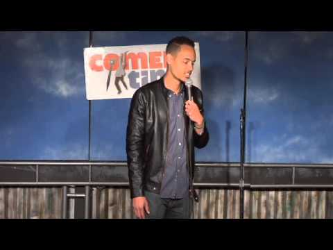 Comedy Time - Heckler (Stand Up Comedy)